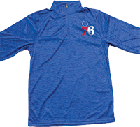 76ers Pullover