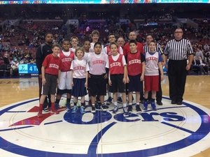2013 boys all-star game at the wells fargo cente