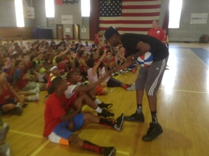 2015 Overnight Campers welcomes Nerlens Noel!