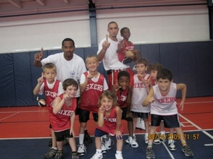 Little Sixers at Southampton Day Camp