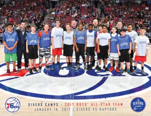 2017 Boys Camps All-Stars