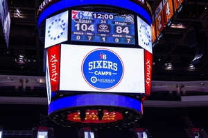 Sixers Camps presented by Rothman Institute