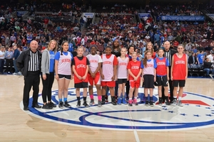 2016 Girls All-Stars