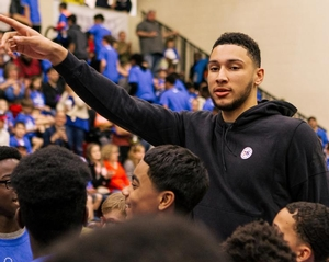 Ben Simmons leading the way
