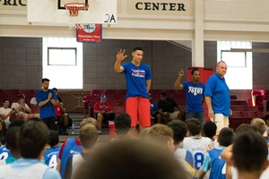 Q & A with Ben Simmons.