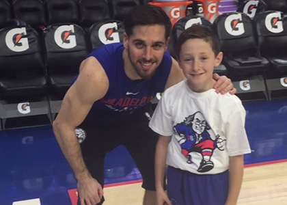 Little 76ers Day Camps
